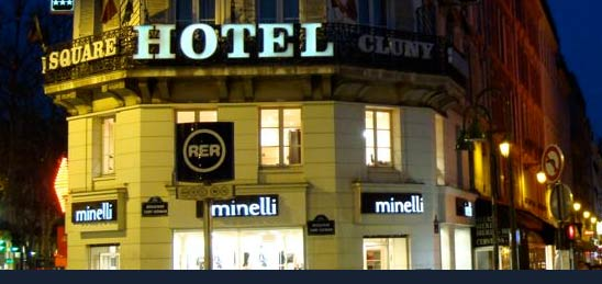 traslado del hotel paris
